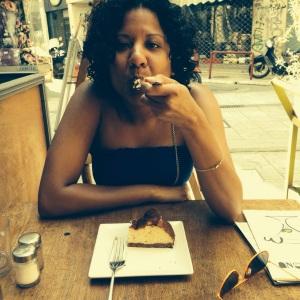 Mama Roux Cheesecake and Me