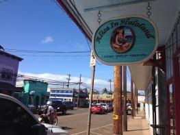 Paia town